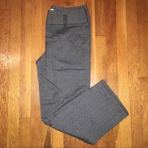 Charcoal Gray Dressbarn Slacks